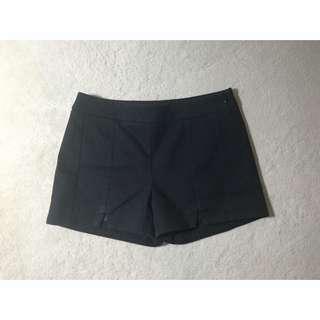 Seduce Black Shorts Size 8