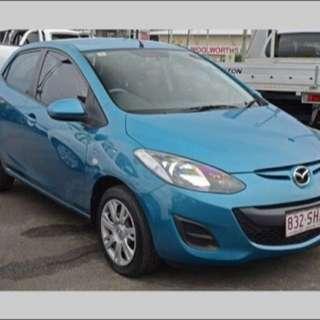 Mazda 2 Neo 2012