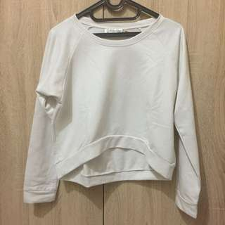 Runaway White Long Sleeve