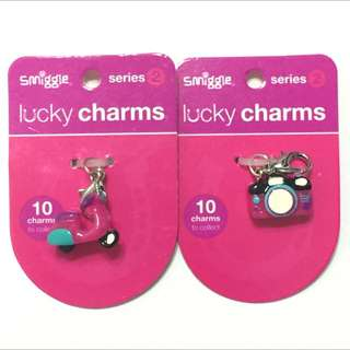 Smiggle: Travel Lucky Charm