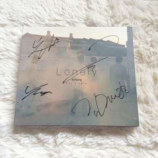 N.Flying - Lonely SIGNED album Only