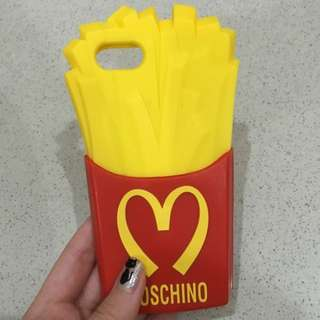 Moschino Fries Iphone 5/5s Case