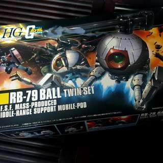 HGUC Ball Twin Set