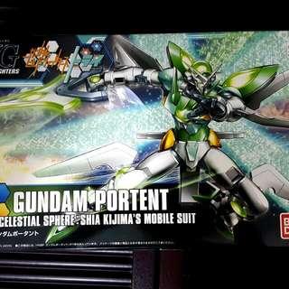 HGBF Gundam Portent (Incompleted)