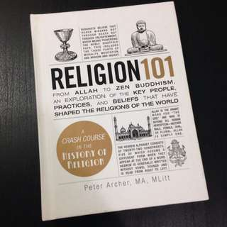 Religion 101: A Crash Course In The History Of Religion