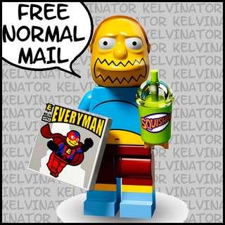 Lego Simpsons - Comic Book Guy