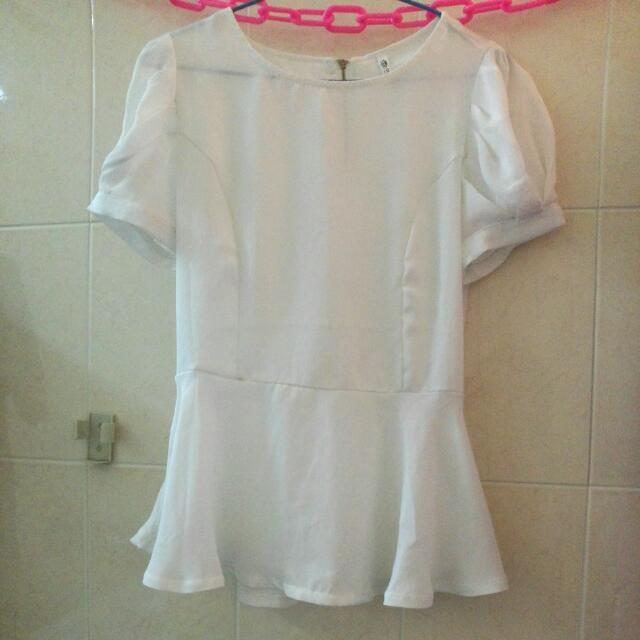 公主風小洋裝 #ㄧ百元上衣