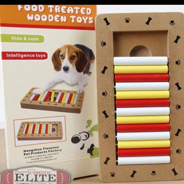 寵物益智玩具(免運)送寵物零食5樣