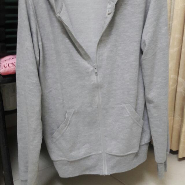 棉質帽外套(休閒)