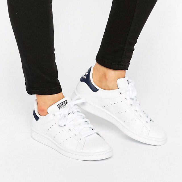 全新 絕對真品adidas stan smith代購 深藍色 也有綠色 男女