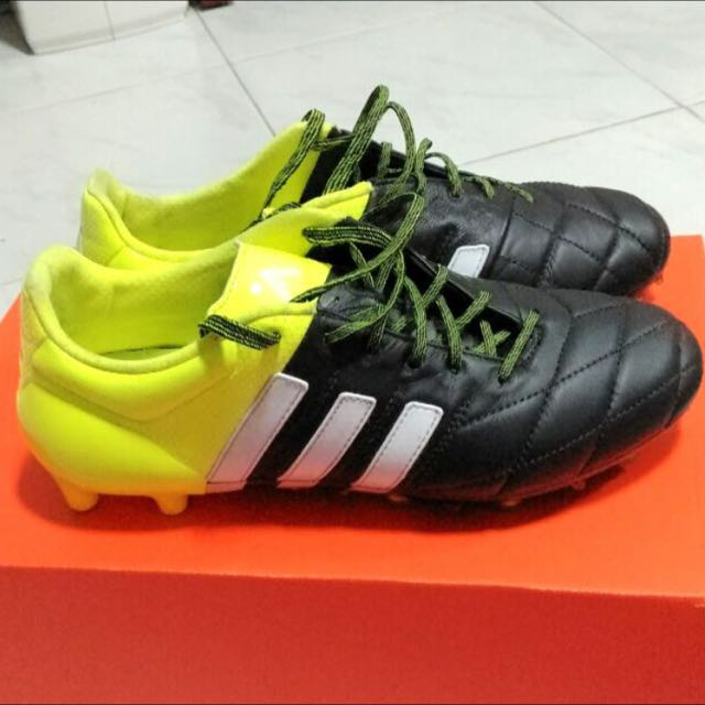 size 40 91716 d127f ... usa adidas ace 15.1 leather sports on carousell c677e 7bd33