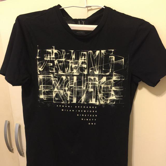 Armani Exchange 短t