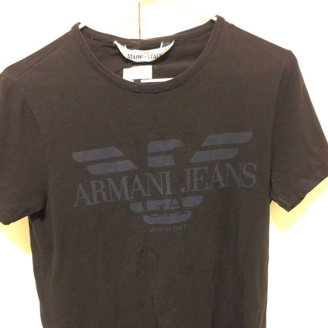 Armani 短t  S號 義大利製