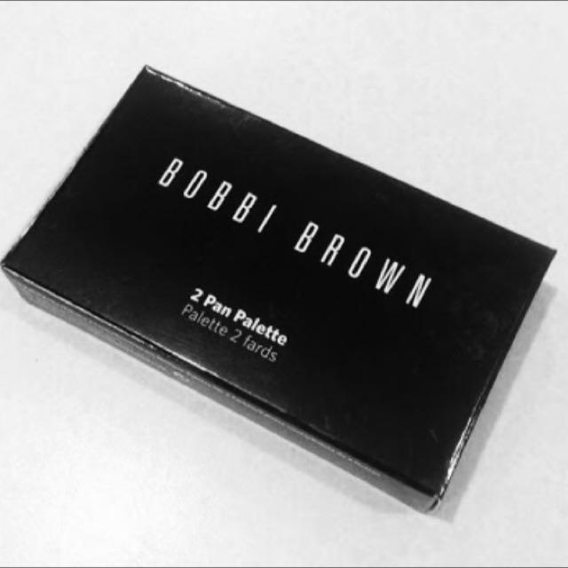 Bobbie Brown 2 Pan Palette