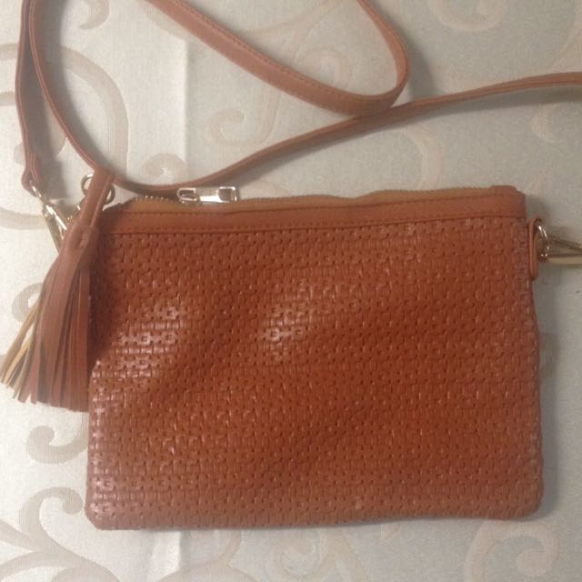 Brown Purse/handbag