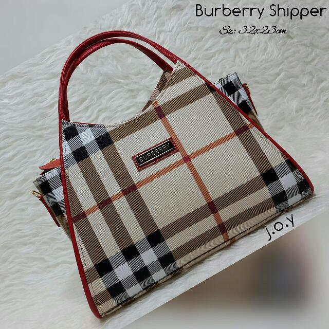 Burberry Shipper