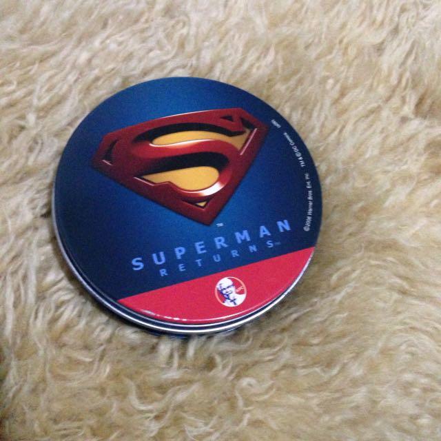 Coaster Superman By KFC