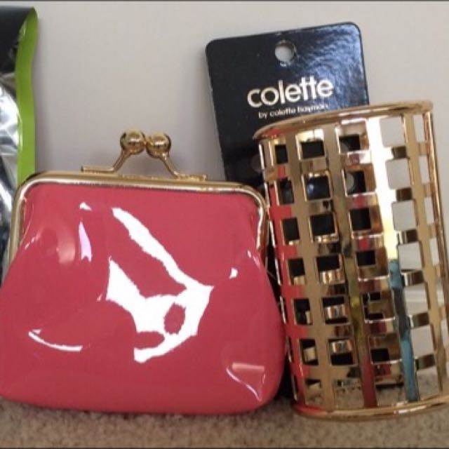 Collette Bracelet And Coin Purse