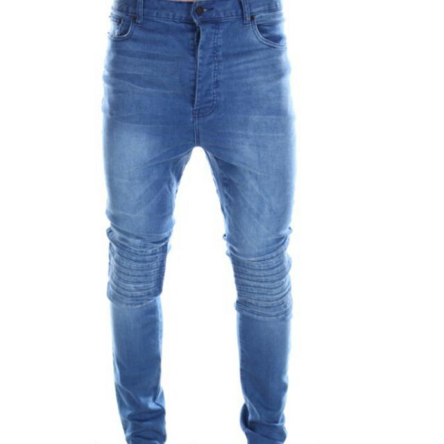 Designer Skinny Jeans 34