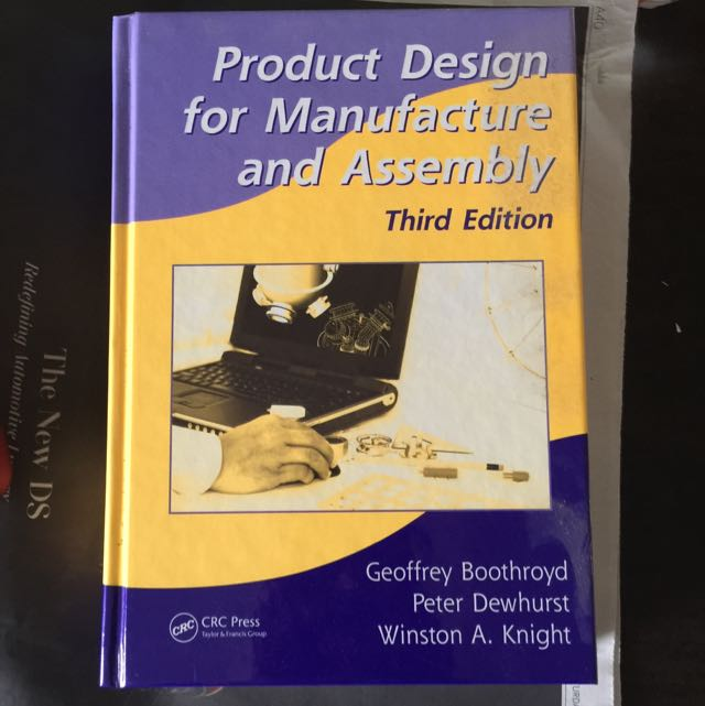 Design For Manufacturing & Assembly (DFMA)