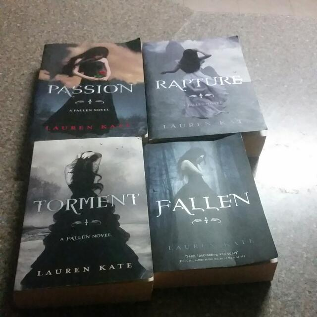Fallen Series By Lauren Kate