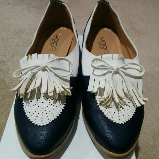 Fringed Loafer Shoes