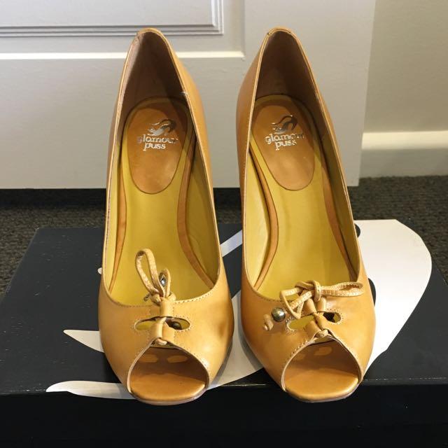Glamour Puss Heels