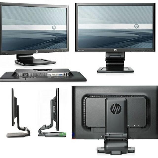 23inch Hp La2306x Lcd Monitor No Dead Pixel 9 9 10 Electronics On