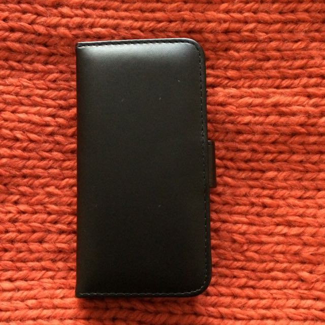 iPhone 5 Case And Card Holder