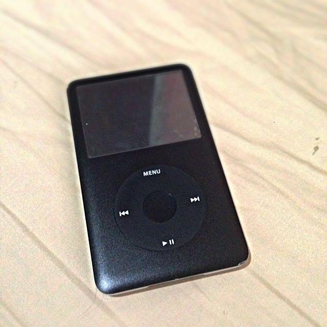 IPod Classic 黑 80GB