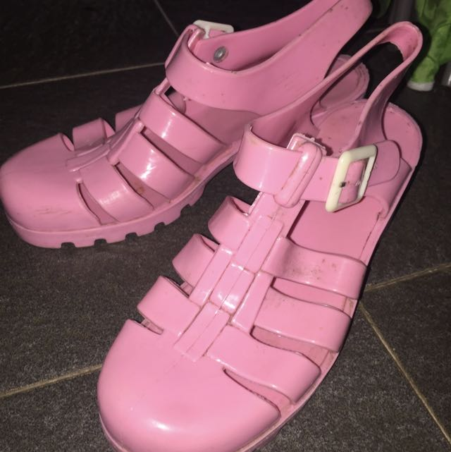 Juju Jelly Shoes Ori