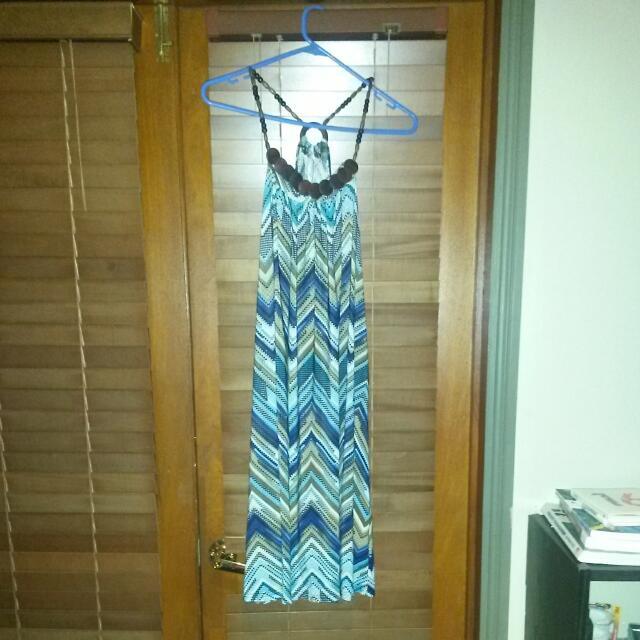 L Knee Length Dress