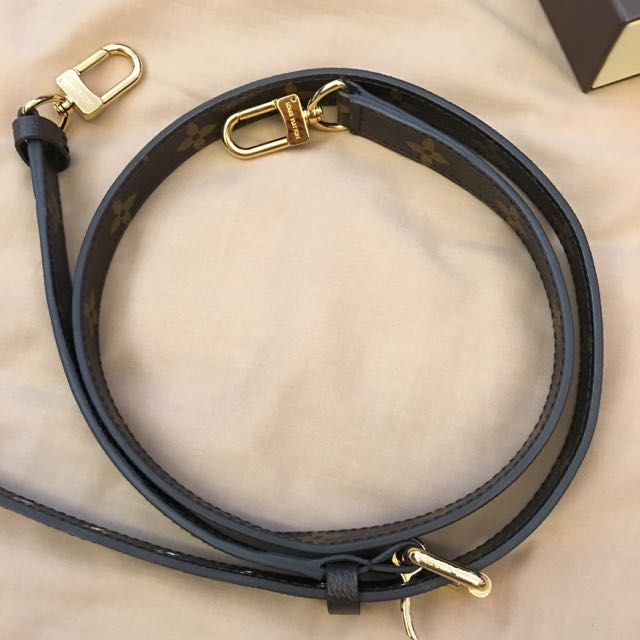 LV Louis Vuitton Monogram 揹帶 Shoulder Strap