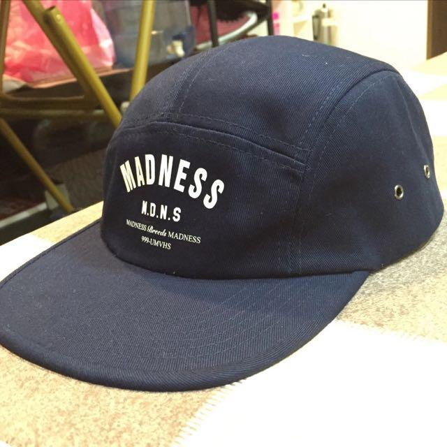 MADNESS 5 PANELS CAP 五分割帽 余文樂
