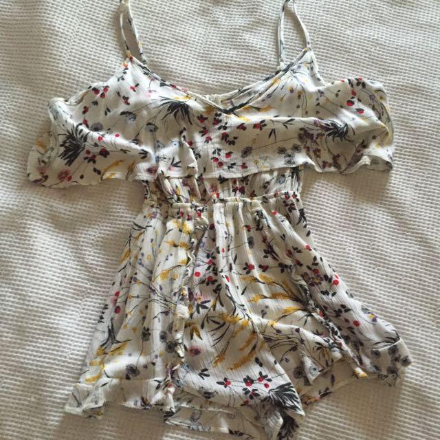 Mia Jumpsuit Size 8
