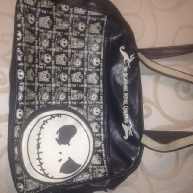 Nightmare Before Christmas Handbag