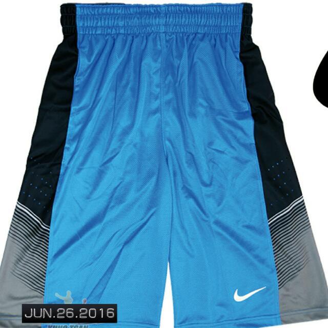 NIKE UBA ELITE SHORT 14 籃球褲 有口袋 2XL