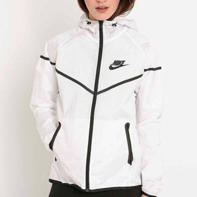 Nike Windbreaker.