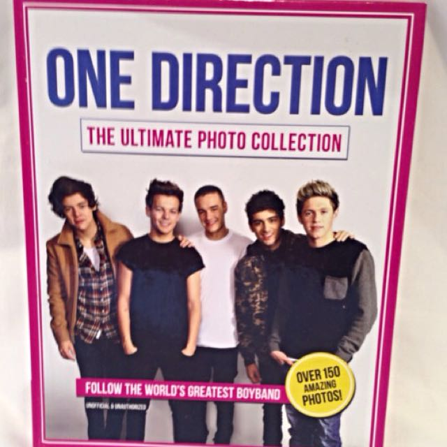 One Direction: The Ultimate Photo Collection