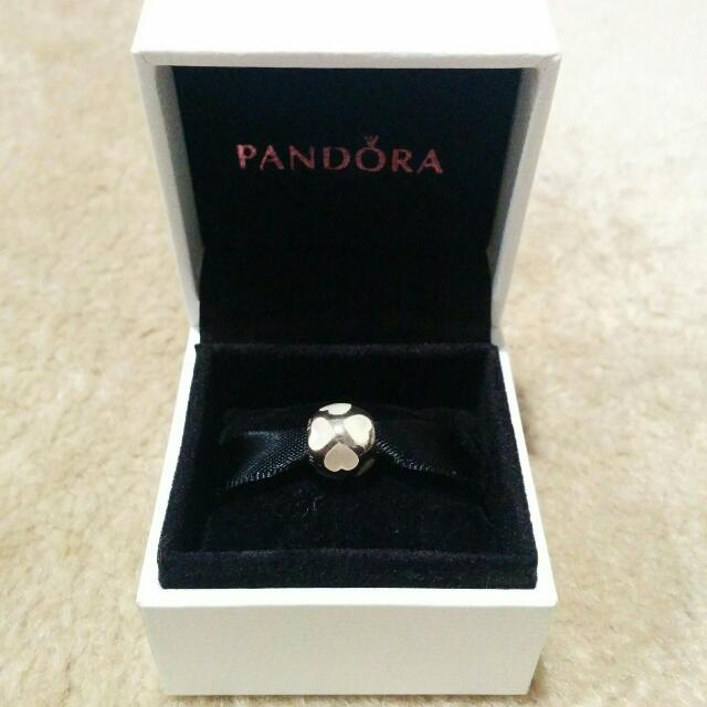 Pandora Mother Of Pearl Charm