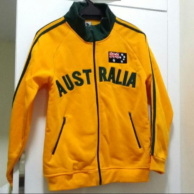 REDUCED Australia Jacket