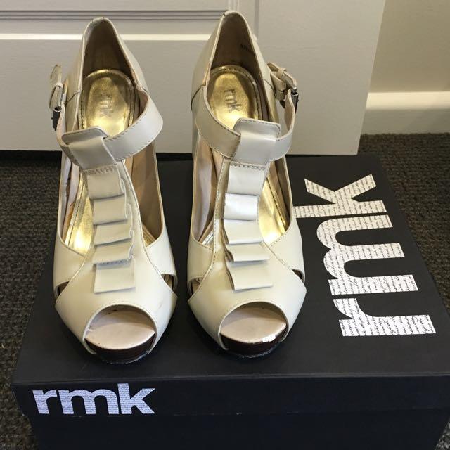 RMK Platform Heels