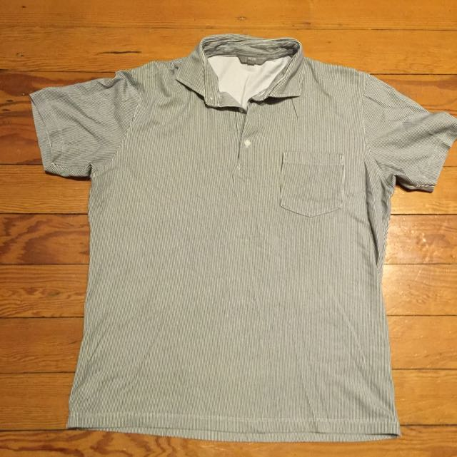 UNIQLO polo shirt in XL
