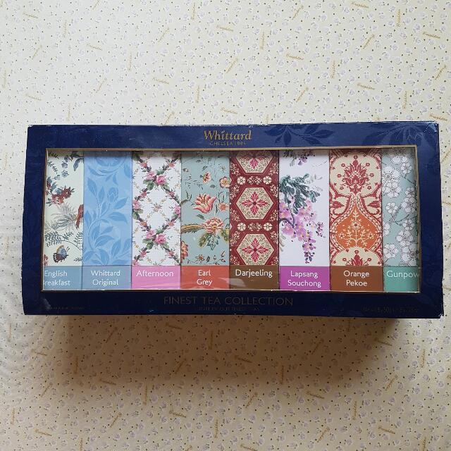 (降)英國whittard茶葉