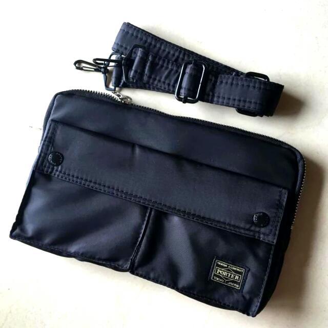 Yoshida& Co. 吉田 日本 PORTER 斜背包 側背包 小包 手拿包 尼龍包