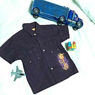 Collar shirt For Boy 5-6 Years