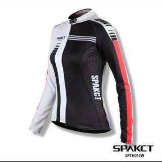 SPAKCT Limited Edition Lady Long Sleeve Cycling Jersey