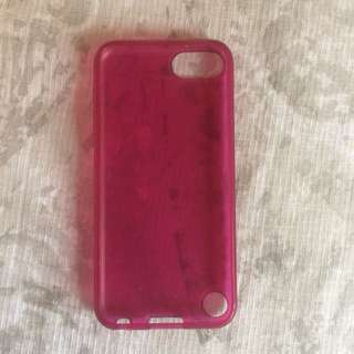 Ipod Touch Hard Rubber Case (5th Gen)