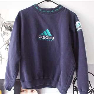 SOLD Retro Adidas Crew neck/pullover