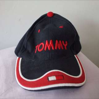 SOLD Tommy Baseball Cap